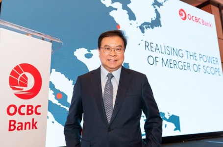 OCBC's Wing Hang buyout trebles contribution from Greater China, Banking & Finance
