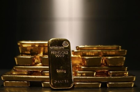 Gold up 2nd Week in Row Despite Bedeviling by Dollar By Investing.com