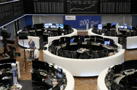 European shares bounce back, focus shifts to ECB meeting By Reuters