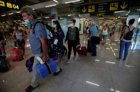 EU travel industry steps up quarantine pushback By Reuters